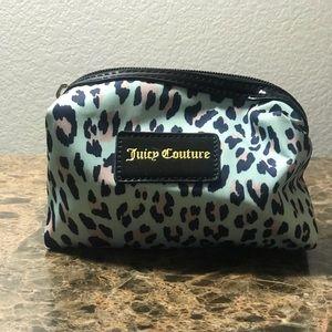 Juicy Couture Leopard Print Make-up Bag